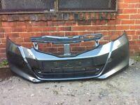 Honda Jazz 2011 2012 2013 genuine front bumper for sale