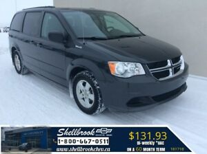 2012 Dodge Grand Caravan- SEATS 7, NEW TIRES, DVD - $131.93BW!