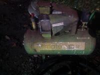 We compressor