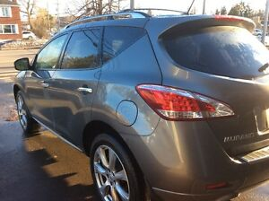 2014 NISSAN MURANO PLATINUM EDITION - ONLY 9800 KMS