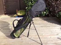 Lightweight Golf Carry Bag with Stand