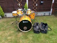 Premier Cambrian Drum Kit