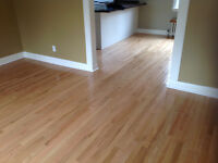 Engineered & hardwood flooring installs