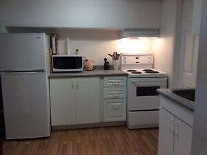One bedroom furnished apartment for short term rental  Peterborough Peterborough Area image 4