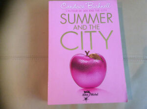 SUMMER  AND  THE  CITY  …  ado