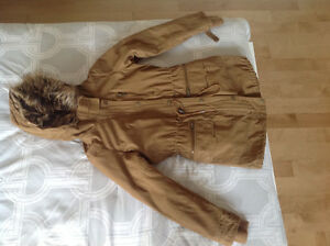 3 in one heavy Parka in very good condition, barely used in SX/T