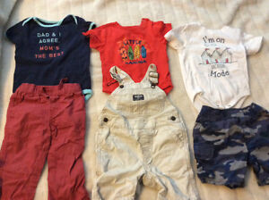Boys 18/24m - 19 items in like new condition - some never worn