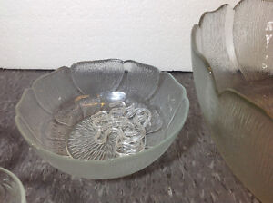Vintage Arcoroc punch bowl - made in France Cambridge Kitchener Area image 3