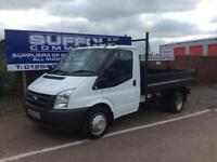 FORD TRANSIT TIPPER-T350-100-2.4TDCi -*ONE OWNER-NO VAT -