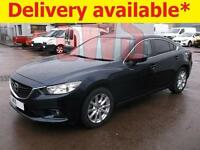 2015 Mazda 6 SE-L Nav D Auto 2.2 DAMAGED REPAIRABLE SALVAGE
