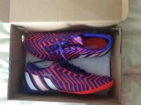 Never worn BRAND NEW Adidas ABSOLADO indoor football trainers