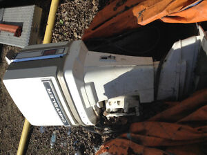 70 Hp Crysler Outboard Engine