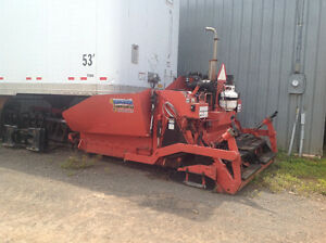 13' Asphalt Spreader
