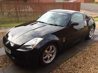 "Nissan 350z GT Pack 18"" RAYS"