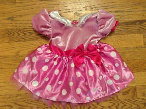 Minnie Mouse Costume Dress Size 2T