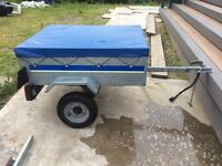 LIDER SOFIA CAR TRAILER, IDEAL CAMPING, WITH EXTRAS. VGC