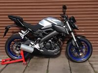 Yamaha MT 125 Only 9598miles. Delivery Available *Credit & Debit Cards Accepted*