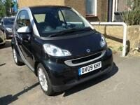 2009 09 SMART FORTWO 0.8 PASSION CDI 2D AUTO 45 BHP DIESEL