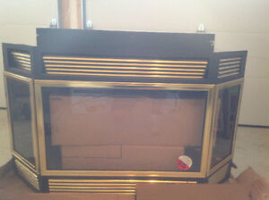 Brandnew Gas FirePlace still in box never been used