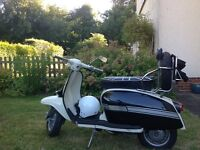 Lambretta GP200 for sale