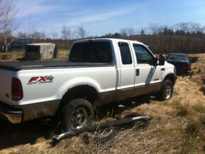 2002 LT 250    4 x 4     FORD DIESEL    FOR SALE