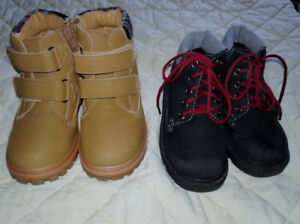 toddler size 8 boots