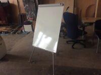 Whiteboard flip chart