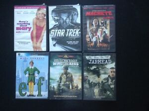 selling dvds $5 each