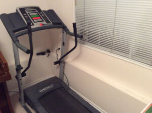 Weslo Electric treadmill for sale!!