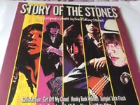 Selection of Original Vinyl Records
