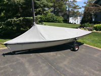 Megabyte Sailboat FOR SALE Excellent Condition!