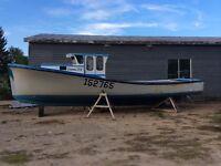 40 ' fishing boat