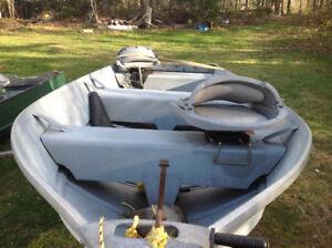 14 ft alumium boat