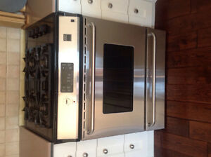 Frigidaire Gallery Dual Oven (gas range/convection oven)