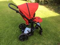 Britax B-Smart pushchair