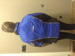 Brand new ladies size 8 floater snowmobilesuit by mustang