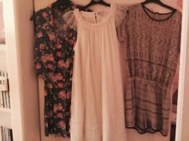 Girls clothing age 10-12