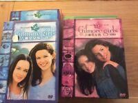 Gilmore Girls Boxed DVD series