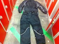 Motorcycle trousers and jacket