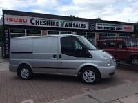 12 REG TRANSIT 2.2 280 LIMITED 140BHP FSH 200 VANS IN STOCK OPEN 7 DAYS