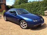 1997 R Alfa Romeo gtv twin spark coupe 85 k