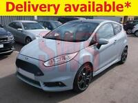 2016 Ford Fiesta ST200 ST 1.6 DAMAGED REPAIRABLE SALVAGE