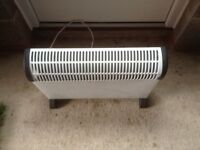 AN ELPINE ELECTRIC CONVECTOR HEATER