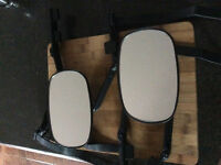 New towing mirrors for sale