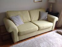 DFS Milly Deluxe 3 seater Sofa. Bed - excellent condition