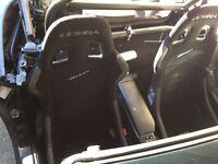Cobra Monaco Sports Seats