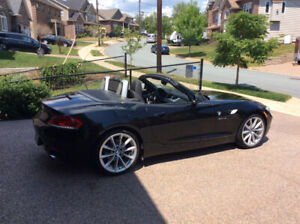 2012 BMW Z4 s35i Hardtop Convertible Roadster