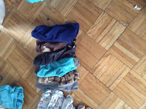 66 pieces Premie newborn and 1 month baby boy clothes