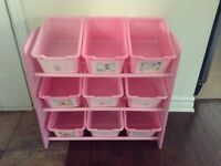 Princess Toy Organizer