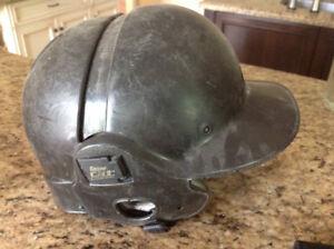 Batting helmet